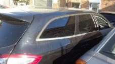 FORD MONDEO MK 4  ESTATE  REAR   Window /Glass   BLACK TINT  DRIVERS SIDE REAR